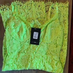 Fashion Nova Dress (Dropping Hints Lace Dress)